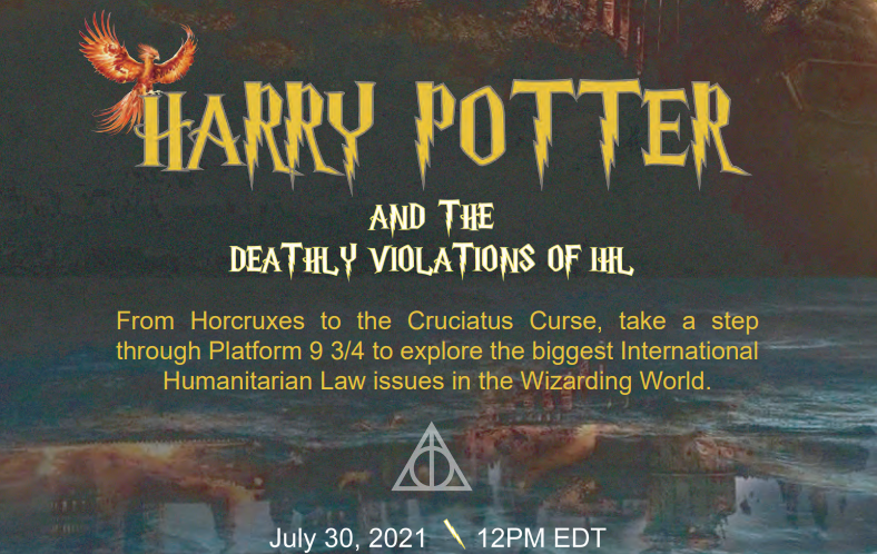 Harry Potter and the Deathly Violations of International Humanitarian Law.