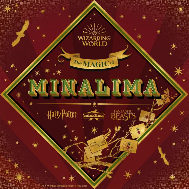 MinaLima Anniversary Book Announcement Post