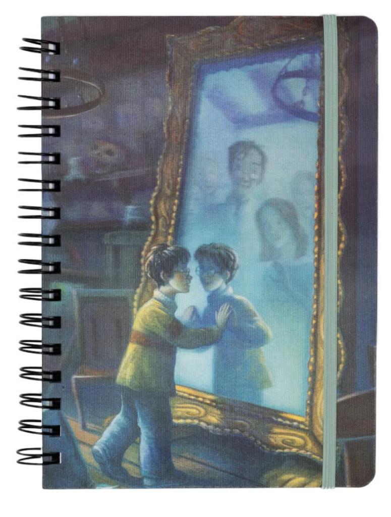 Mirror of Erised Notebook