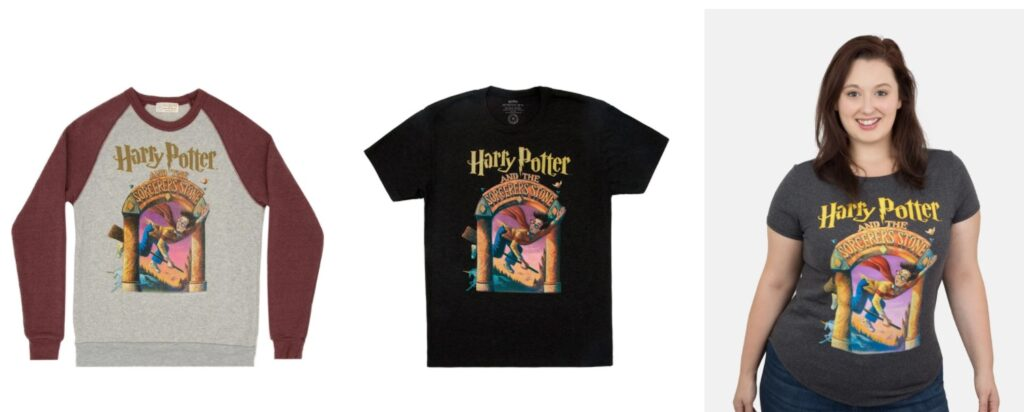 Out of Print Harry Potter collection
