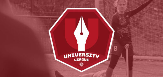 The logo for the QuidditchUK University League is shown.