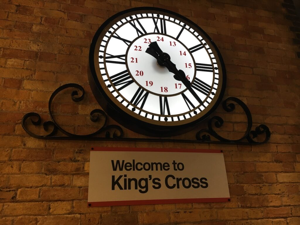 Welcome to King's Cross Chaos at HogwartsWelcome to King's Cross Chaos at Hogwarts