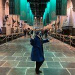At Hogwarts.