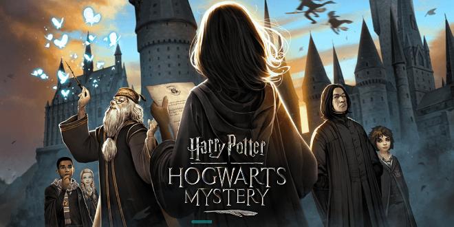 Hogwarts Mystery loading screen