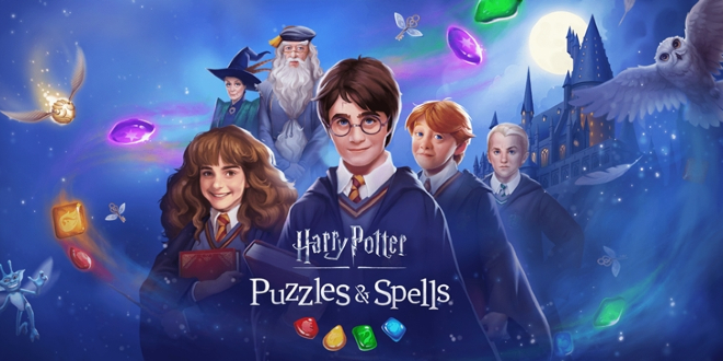 Puzzles and Spells loading screen