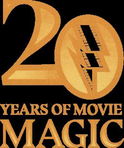 20 Years of Movie Magic.