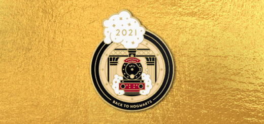 New pin released from Harry Potter Fan Club.