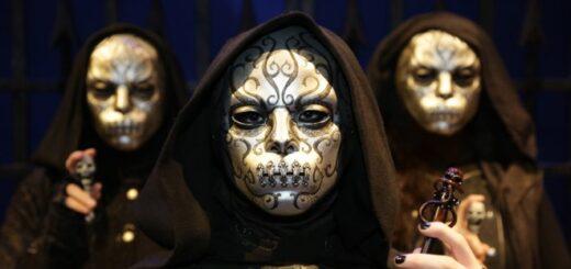 Death Eaters at Warner Bros. Studio Tour London