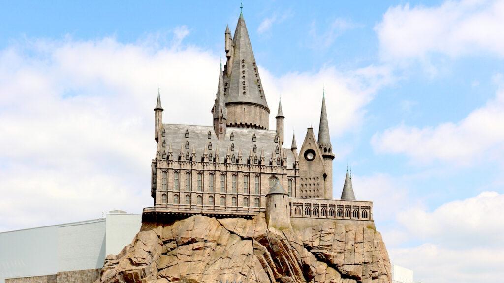 Hogwarts at Universal Beijing Resort