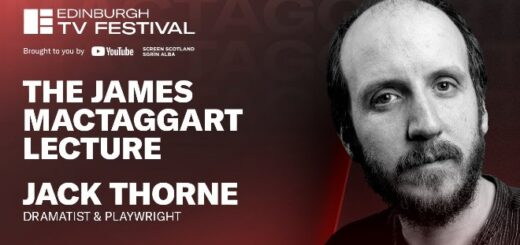 """Earlier this week, Jack Thorne, scriptwriter for """"Harry Potter and the Cursed Child,"""" delivered the MacTaggart Lecture at the Edinburgh TV Festival."""
