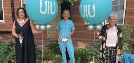 Dame Julie Walters at UIU