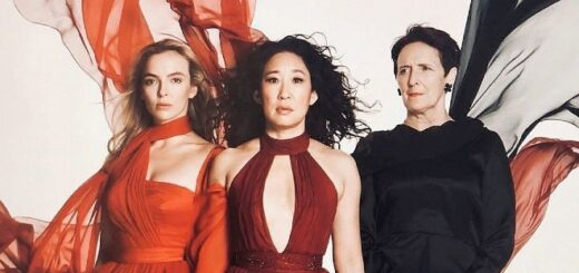 """Promotion pictures for season 3 of """"Killing Eve""""."""