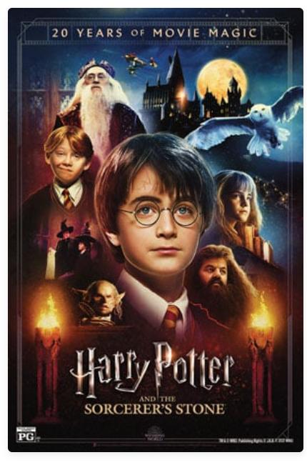 20 years of movie magic
