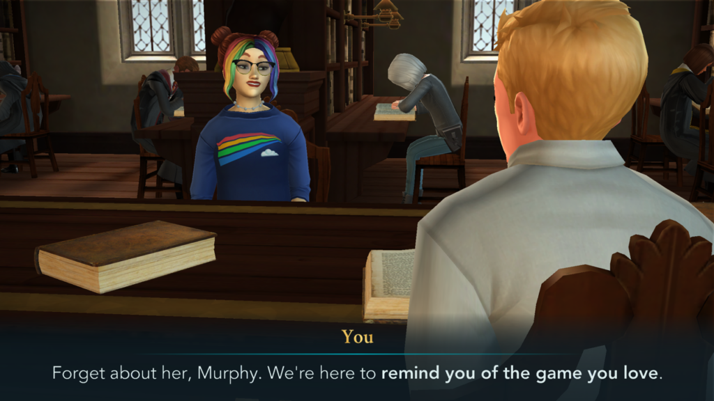 Murphy side quest HM