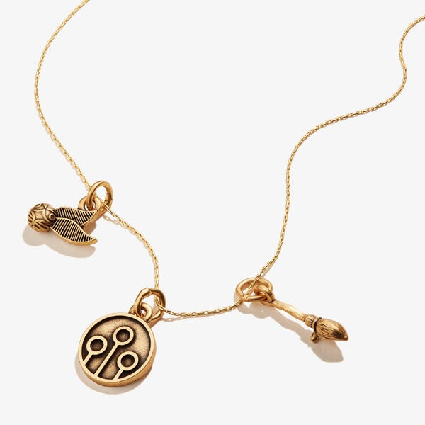 Quidditch Necklace