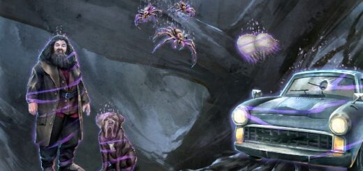 For the Secrets Revealed Brilliant Event Part 2, players will need to search for Foundables belonging to Aragog's Lair.