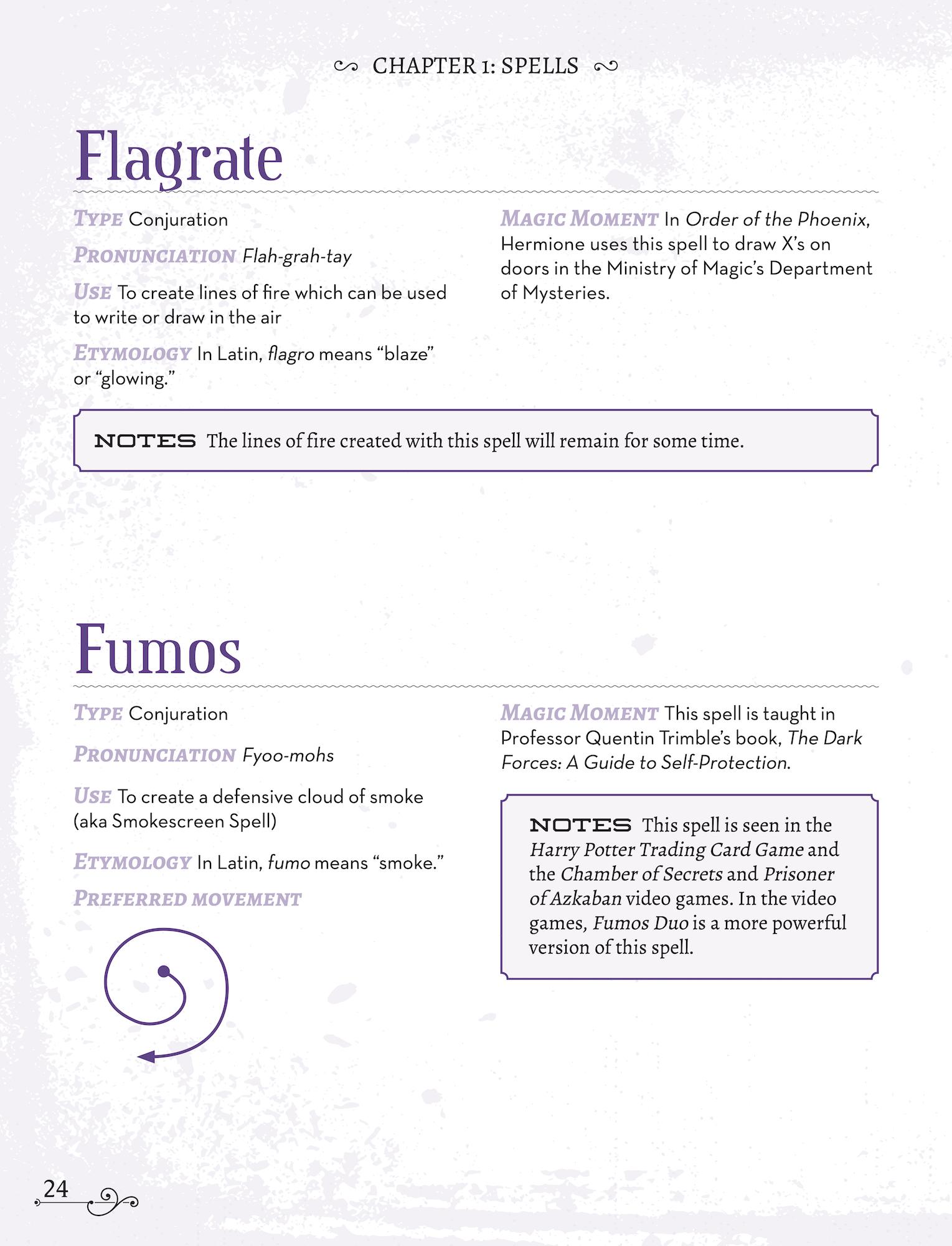Unofficial Spellbook Flagrate