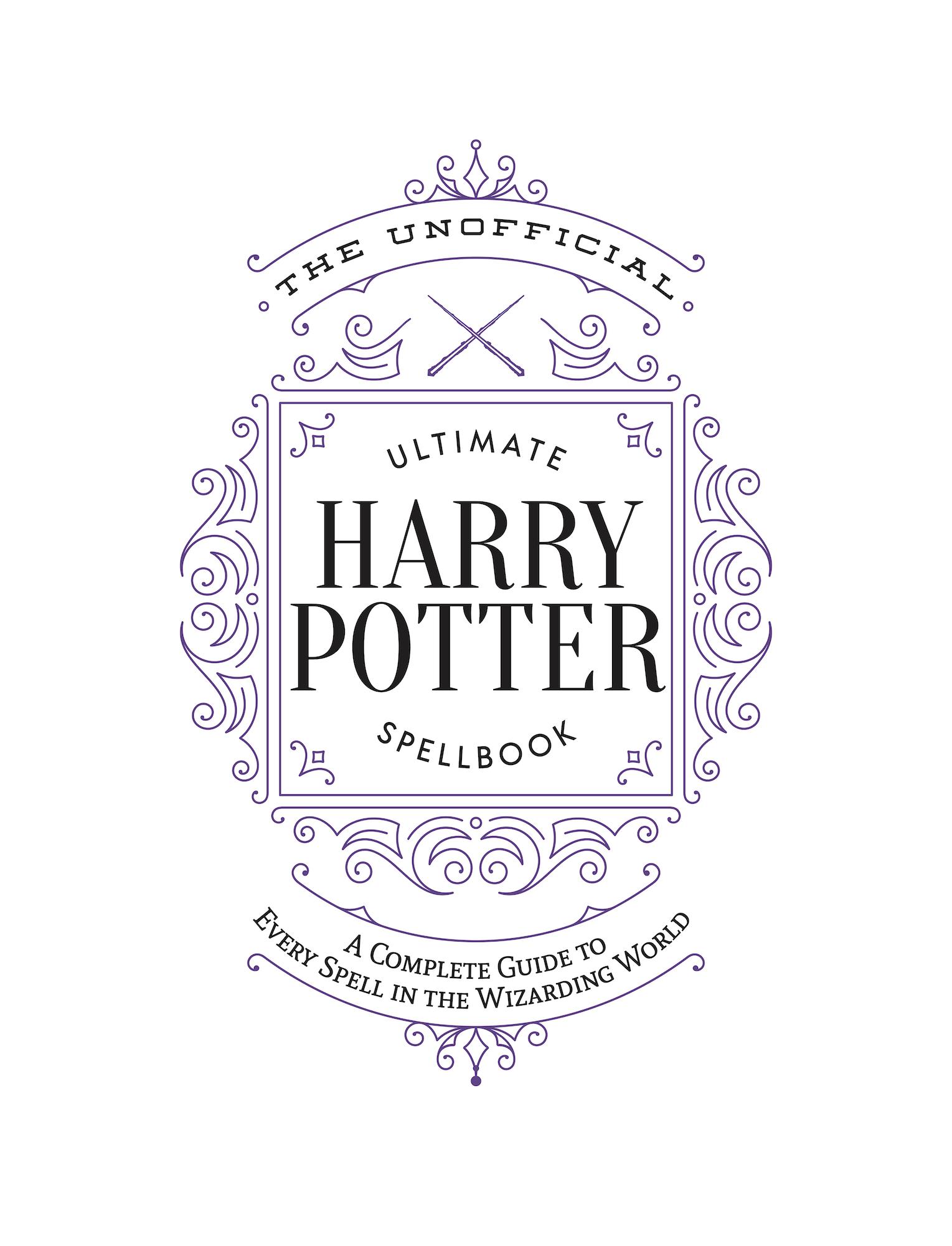 Unofficial Spellbook title
