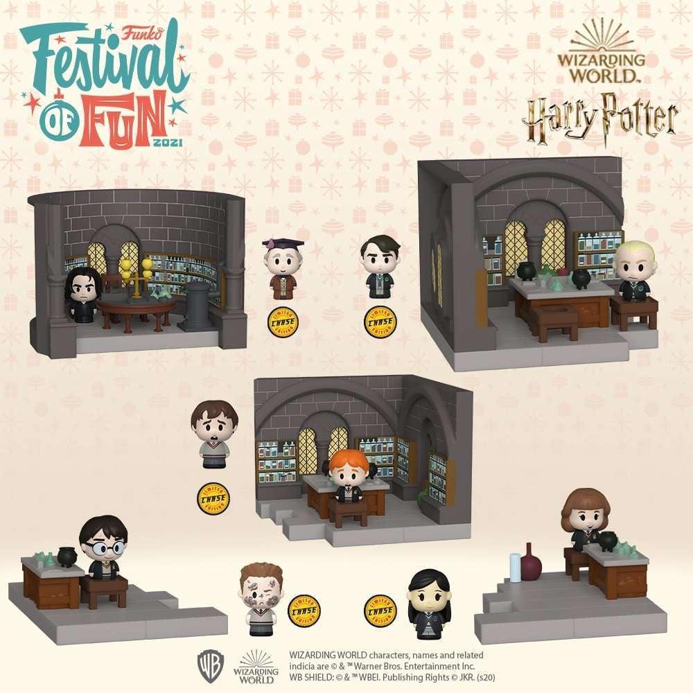 Funko Pop! Festival Fun Mini Moments
