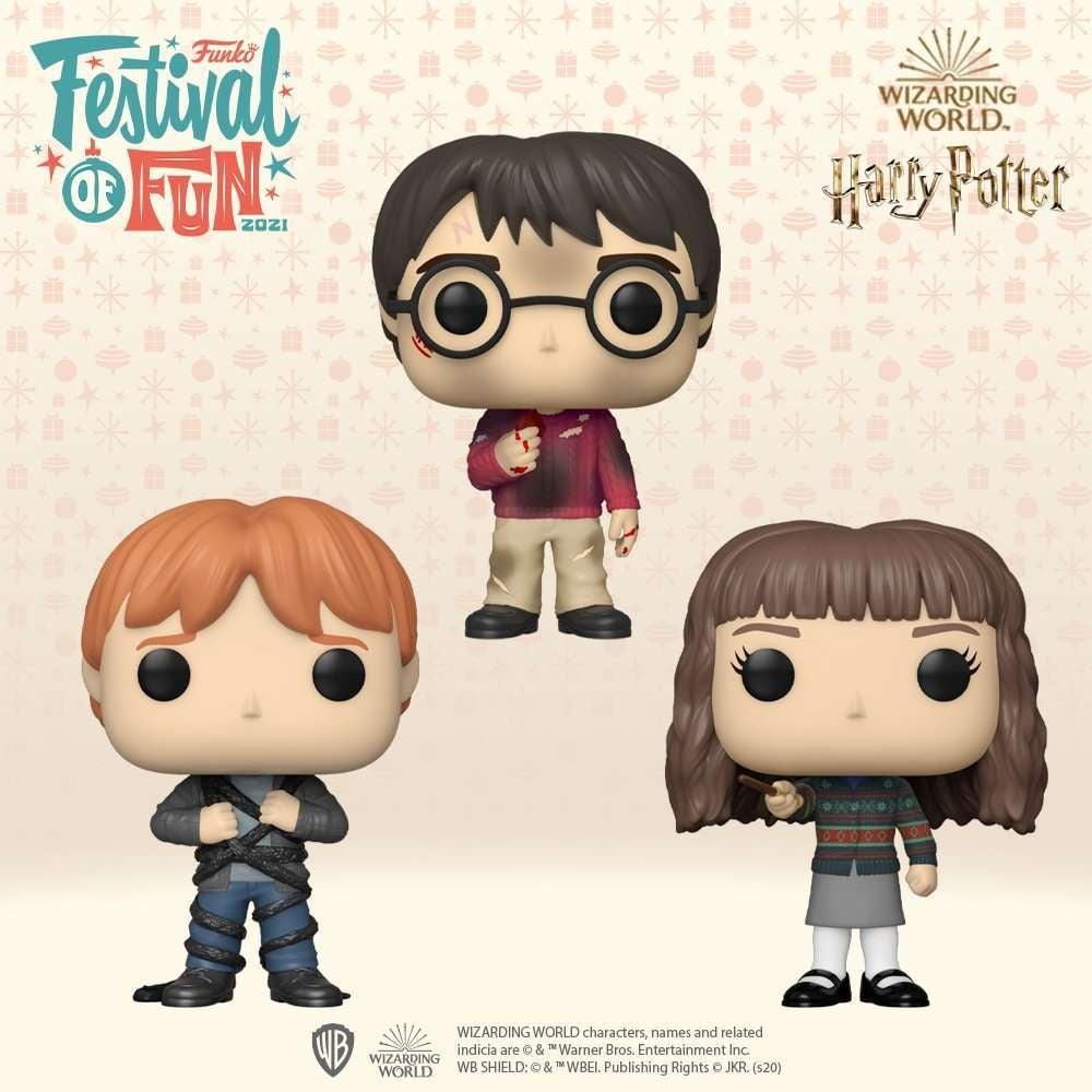 Harry Potter Festival Fun Funko Pop!