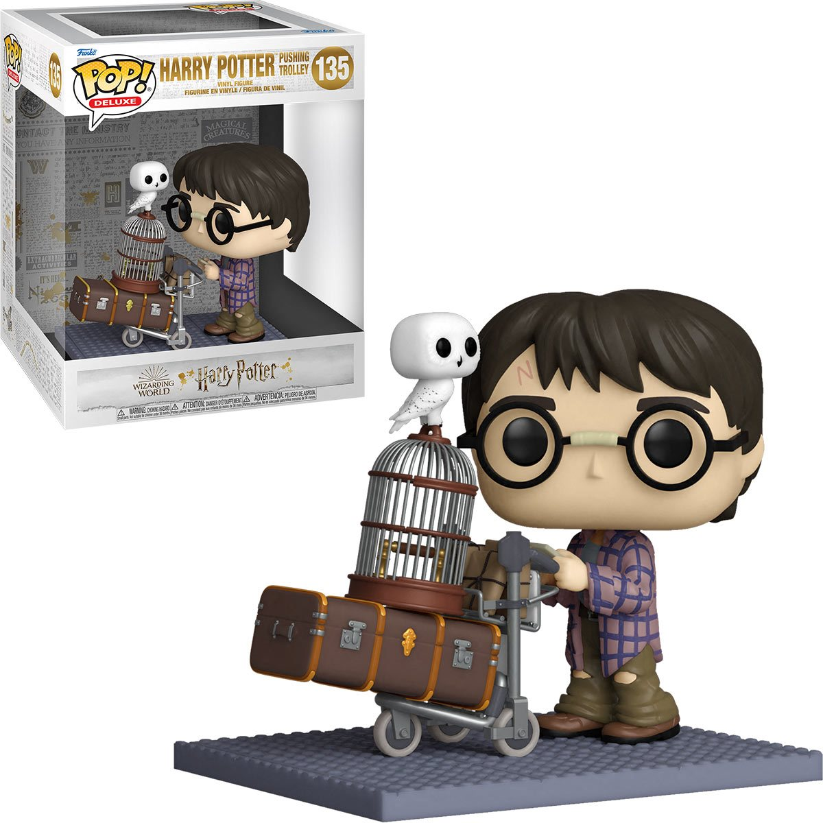 Harry Potter Funko Pop! with Trolley