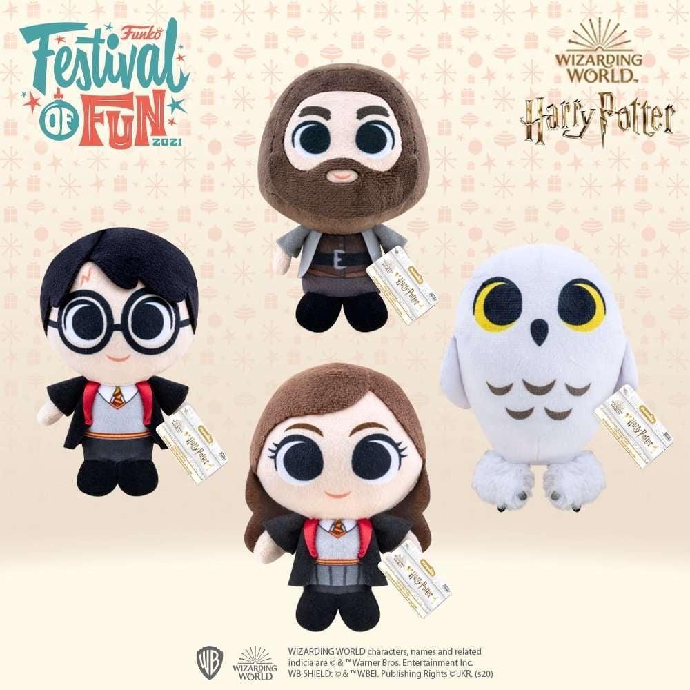 Harry Potter Funko Pop! Plush Toys