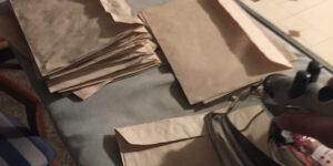 Ironing Paper