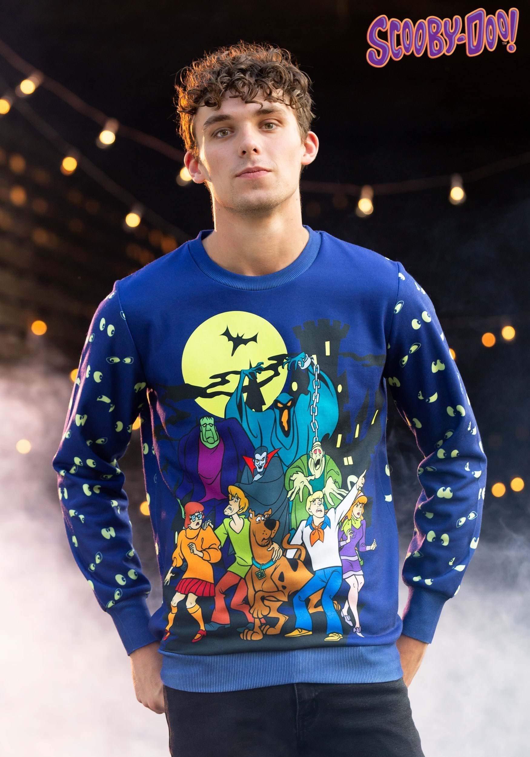 Scooby Doo Sweater from HalloweenCostumes.com