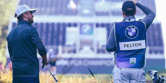 Tom Felton Appears at Celebrity Pro-Am BMW PGA Championship - MuggleNet