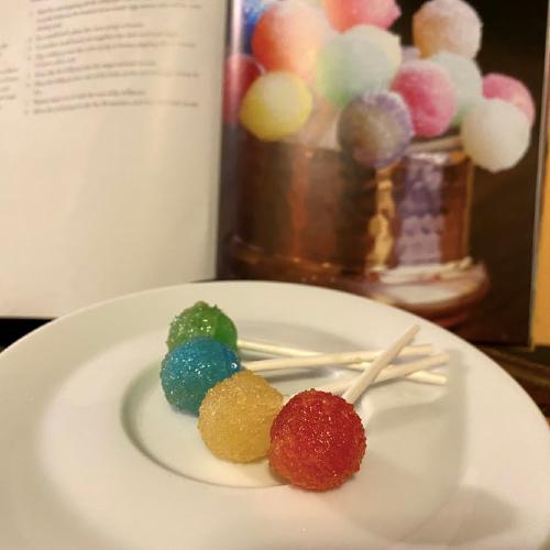 Acid Lollipops Candy