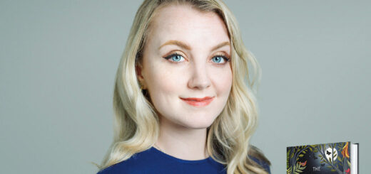 An evening with Evanna Lynch