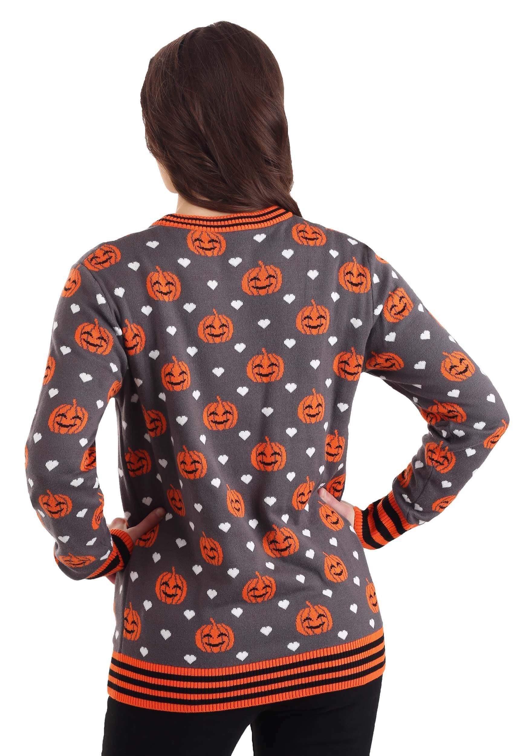 halloween sweaters from HalloweenCostumes.com