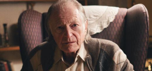 A shot of David Bradley as Roy