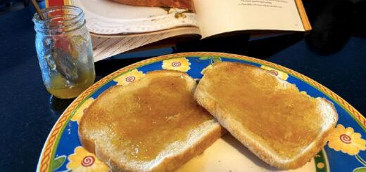 Easy Marmalade and Toast