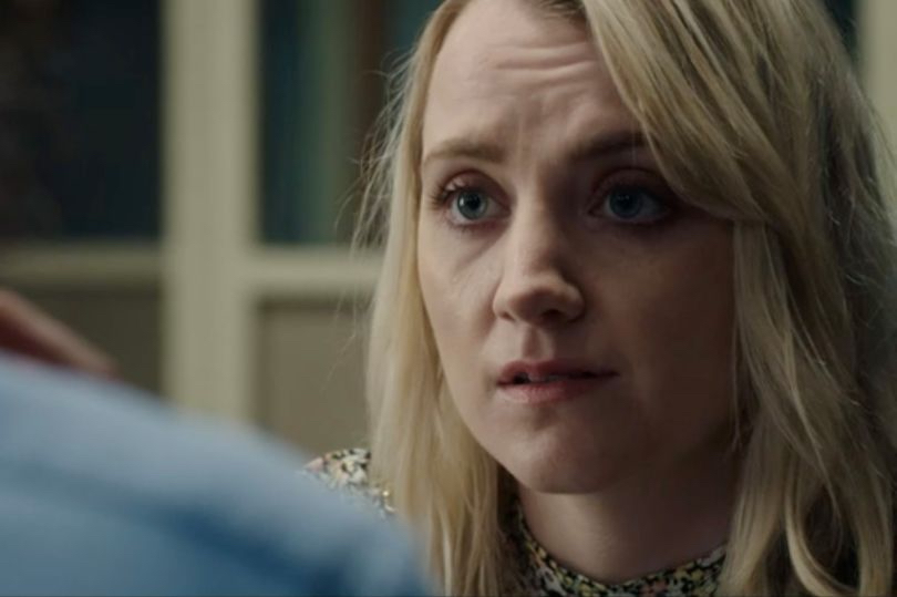 Evanna Lynch as Paisley Robinson in Silent Witness