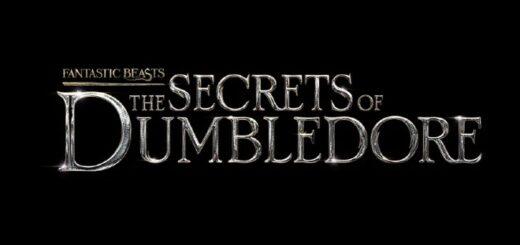 Title art of Fantastic Beasts: The Secrets of Dumbledore