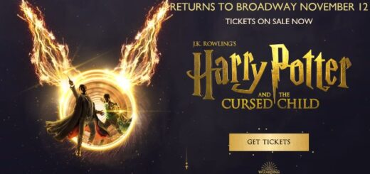 Harry Potter and the Cursed Child Broadway 2021