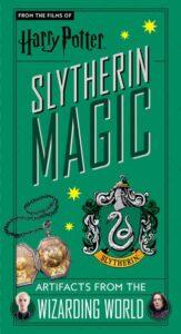 Harry Potter Slytherin Magic  Book