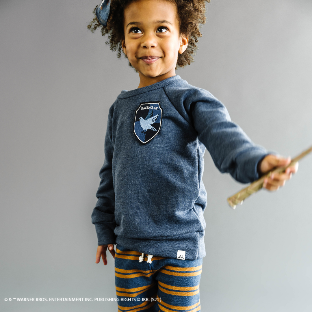 For the Ravenclaw in your life, the Harry Potter X Lulu and Roo line of clothing has you covered.