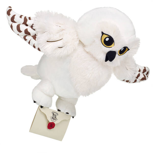 Build-A-Bear's Hedwig Plush