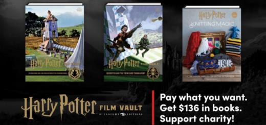"Humble Bundle ""Harry Potter: Film Vault"" Series Offer"