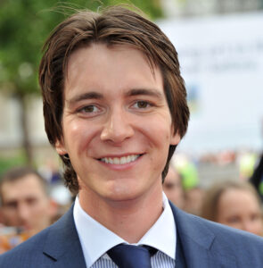 A shot of James Phelps