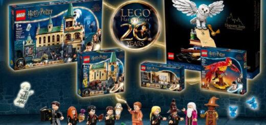"Lego ""Harry Potter"" 20th anniversary contest"
