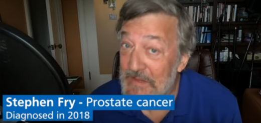 """Stephen Fry appears in a campaign video for the """"Help Us, Help You"""" campaign from the National Health Service (NHS), released in September 2021."""