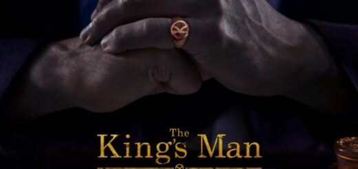 """Poster for """"The King's Man""""."""