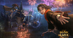 harry potter magic awakened video game