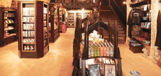 """House of Spells is a fandom-based chain of stores in the United Kingdom that specializes in collectibles from popular franchises such as """"Harry Potter,"""" """"Lord of the Rings"""" and """"Game of Thrones."""""""