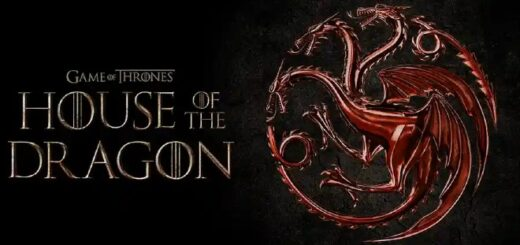 """A poster for """"Game of Thrones"""" prequel series, """"House of the Dragon""""."""