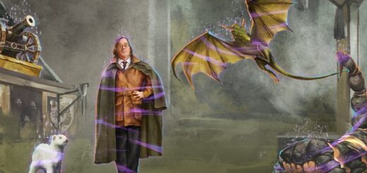 For the Into the Fire Brilliant Event Part 2, players must seek Brilliant Foundables associated with the Triwizard Maze.