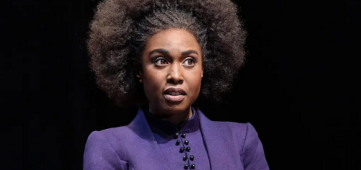 """Michelle Gayle as Hermione Granger in """"Cursed Child"""""""